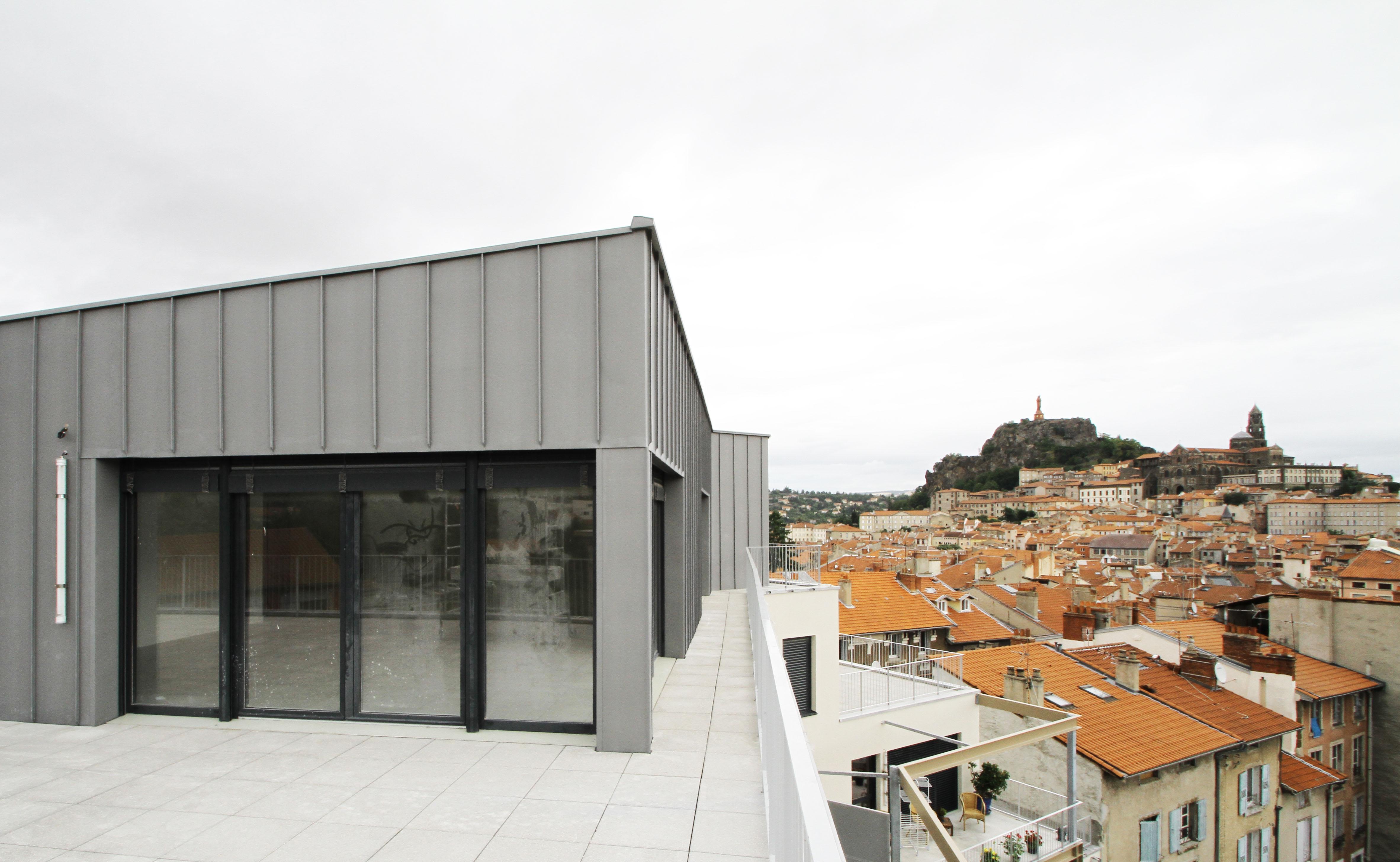 Les Terrasses de Compostelle 43000 LE PUY EN VELAY