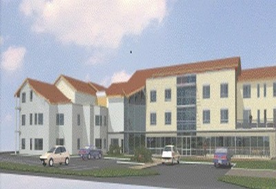 Extension de la maison de retraite 43600 SAINTE-SIGOLENE (2° tranche)