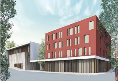 Construction d'un plateau technologique pour l'IUT du Puy en Velay et construction d'une résidence alternant