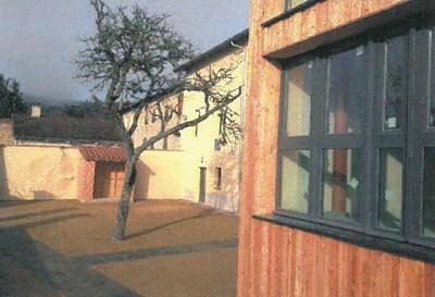 Réhabilitation et extension d'un bâtiment existant pour la création de la Maison de l'enfance 63840 EGLISOLLES