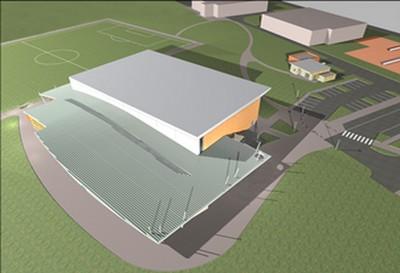 Construction d'un complexe sportif 25660 SAONE