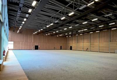 Construction d'une halle multisports « Les Orgues » 43000 ESPALY ST MARCEL