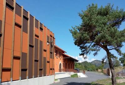 Construction d'une espace sportif et culturel 43260 LANTRIAC