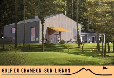 Extension du Club House du Golf 43400 LE CHAMBON SUR LIGNON